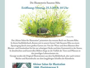 """Ausstellung """"Susanne Riha"""""""