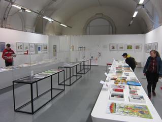 Unsere Ausstellung: BilderBuchKunst