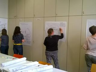 Graphic Recording Workshop in Wien