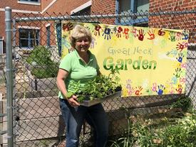Great Neck Elementary School Garden