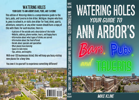 The ultimate guide to the bars of Ann Arbor!