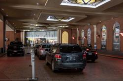 Valet parking entrance - 1z3a8593