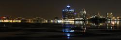 Night Lights from Detroit