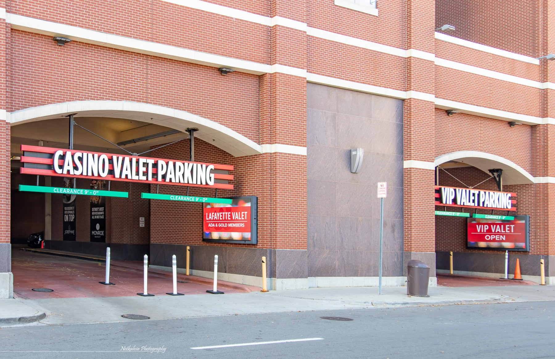 VIP and Valet parking - 1z3a8667