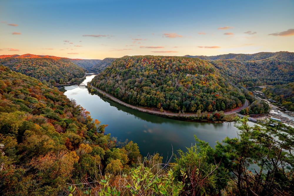 Hawk's Nest - West Virginia
