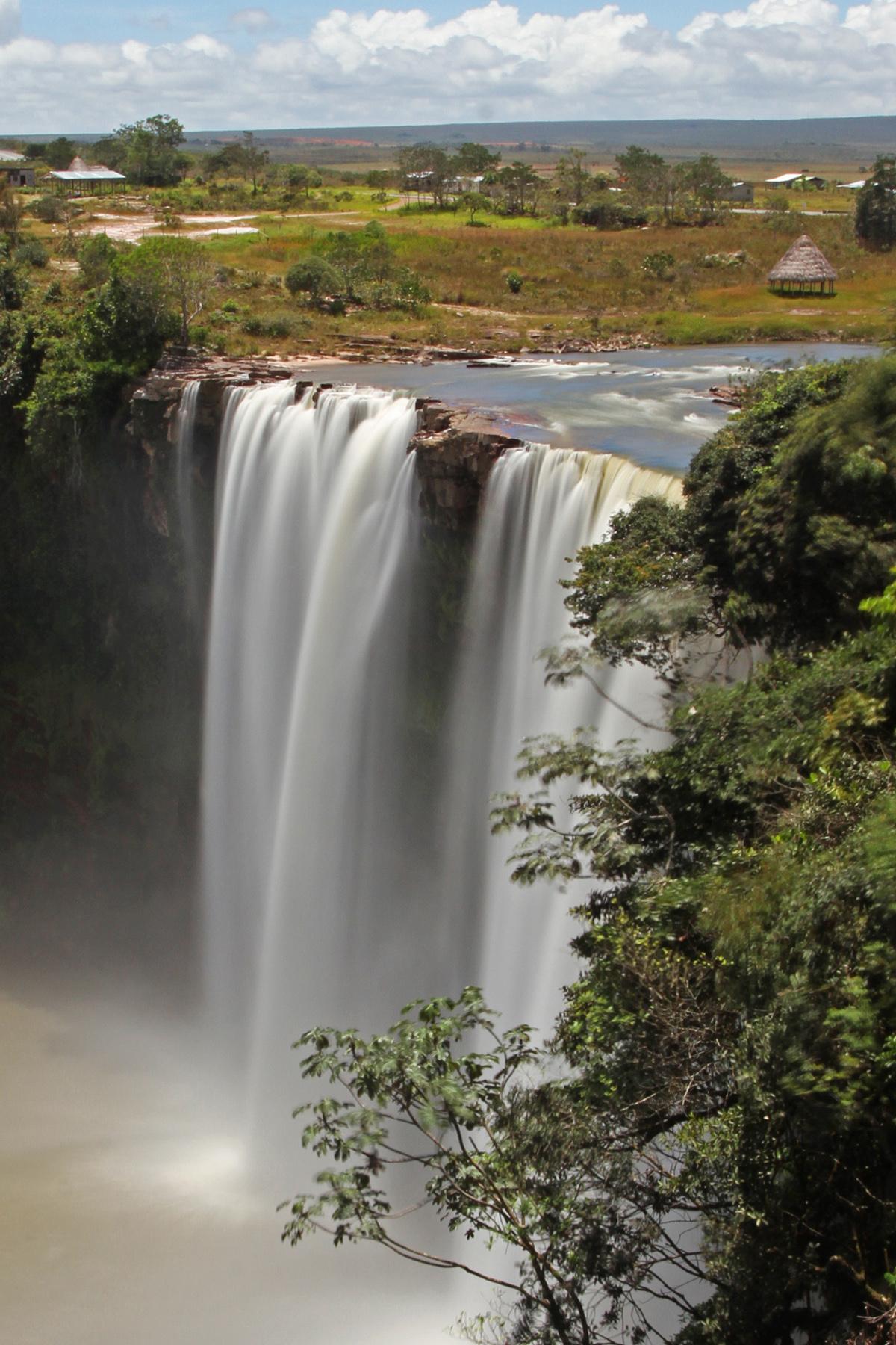 Kama Falls