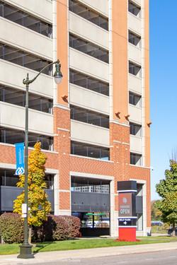 Monroe parking entrance - 1z3a8669