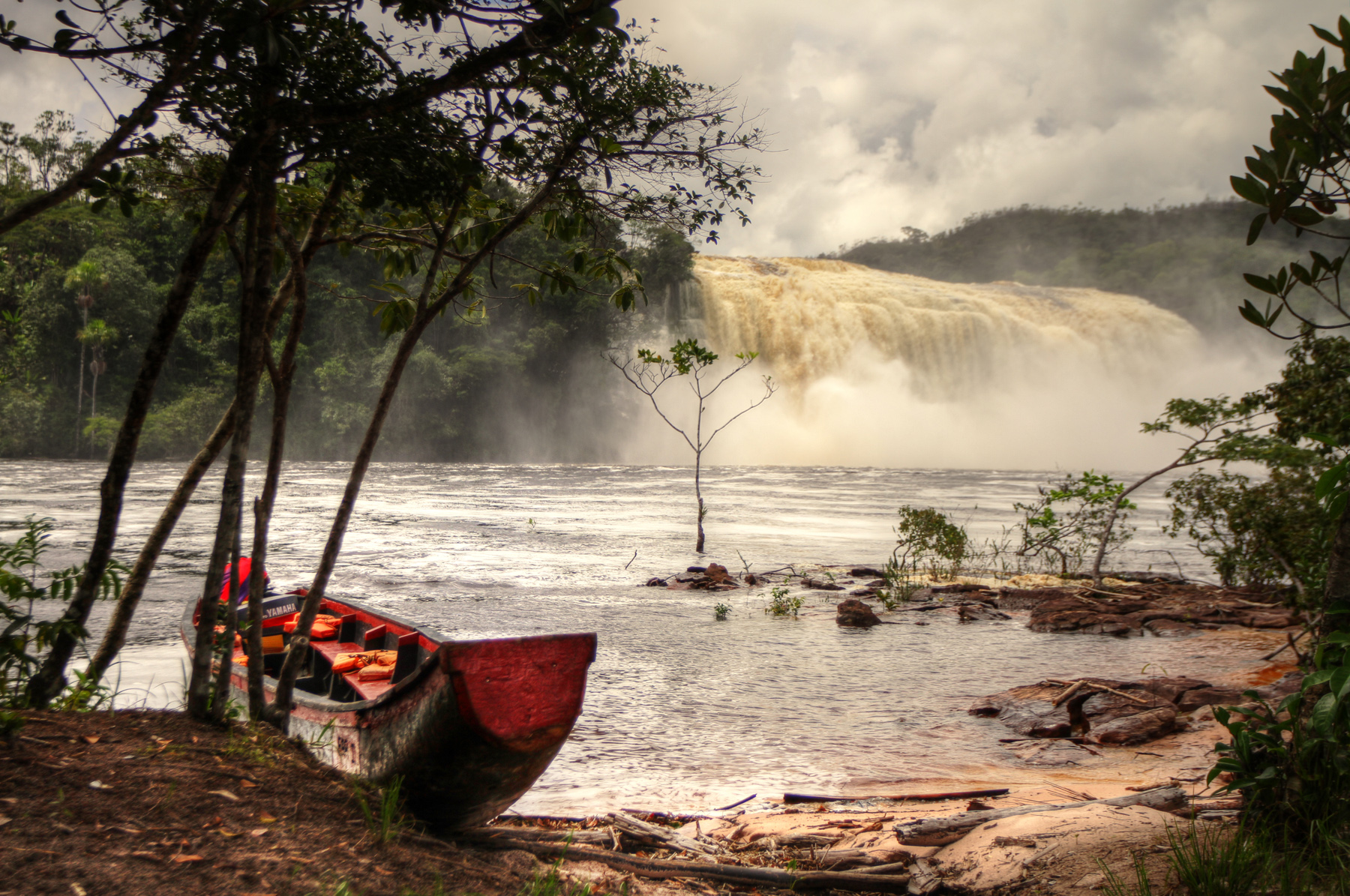 Canaima transportation