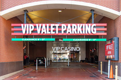 VIP and Valet Parking - 1z3a8661