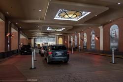 Valet parking entrance - 1z3a8594