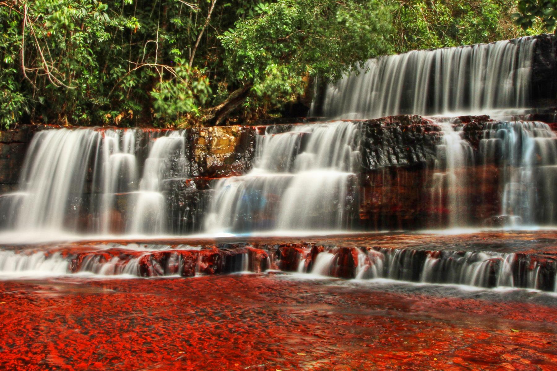 Jasper Falls