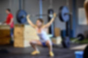 CrossFit Athlete and Weightlifting and P