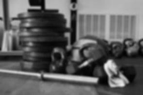 CrossFit Equipment and Physical Therapy_