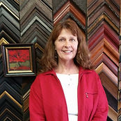 Karen CEO Eaze Custom Framing