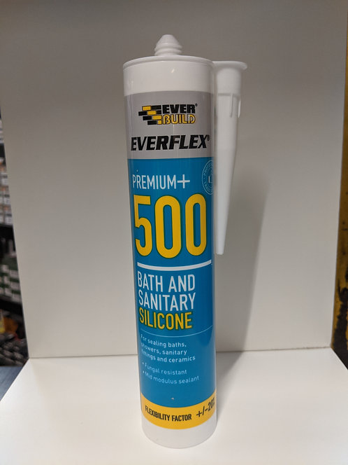 Everflex 500 Bath & Sanitary Silicone