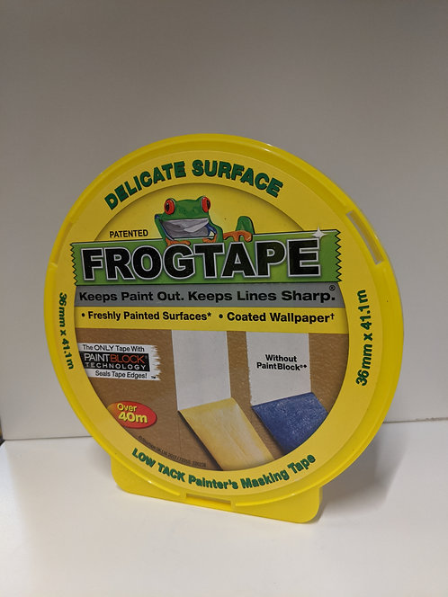 Frog Tape Delicate Surface Tape - 36mm x 41.1m