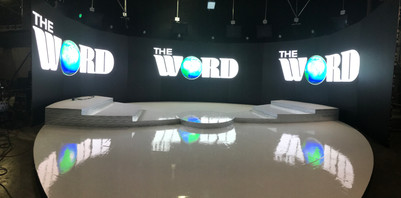 The Word STAGE