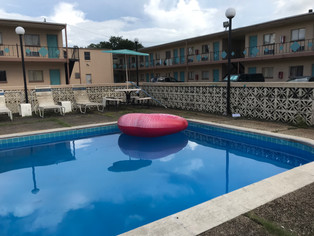 Motel Pool LOCATION
