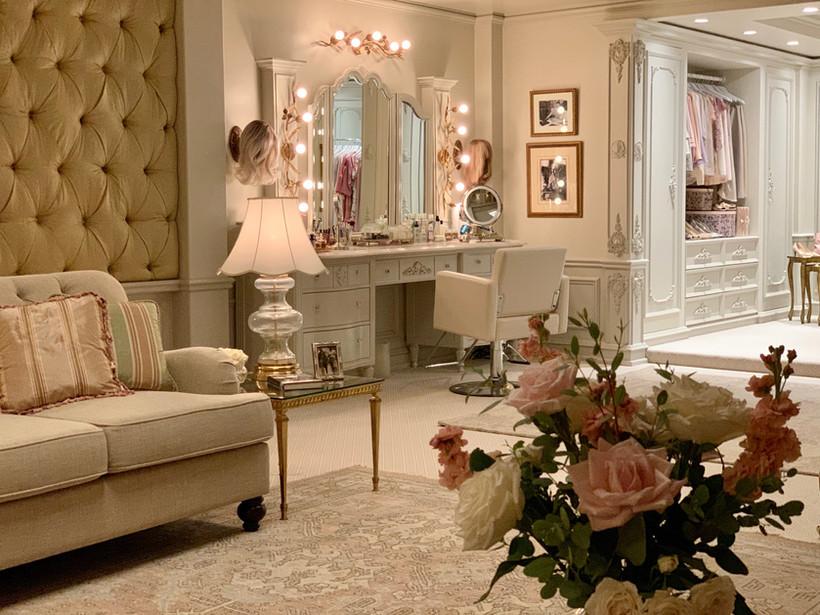 Margaret's Dressing Room STAGE