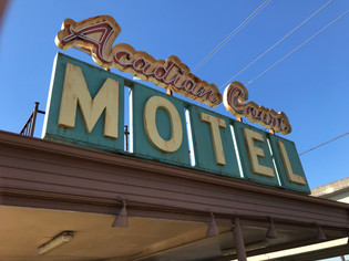 Motel Sign LOCATION