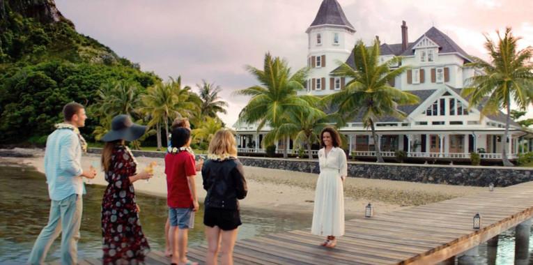 Fantasy Island Hotel VFX