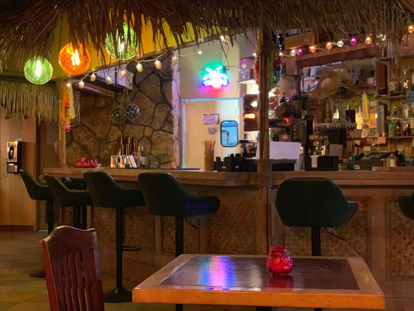 Tiki Bar STAGE