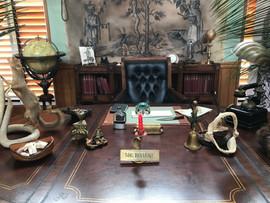 Roarke's Office FIJI LOCATION