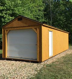 12x28 Utility garage