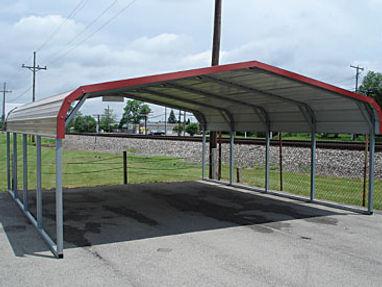 18x21 carport