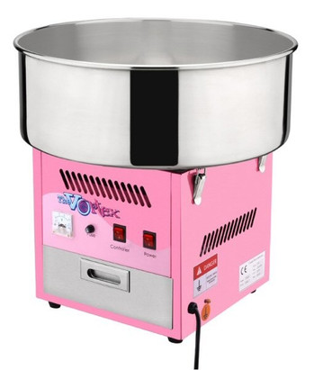 COTTON CANDY MACHINE -SUPPLIES SOLD SEP