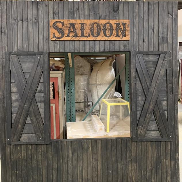 Saloon Wall