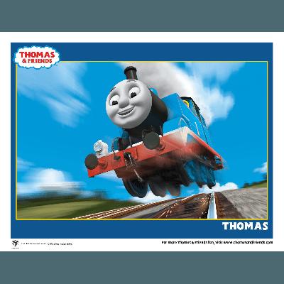 THOMAS THE TRAIN THEME