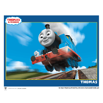 VINYL THOMAS THE TRAIN