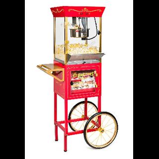 Popcorn Machine with Stand