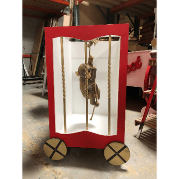 CIRCUS CAGE DESSERT TABLE SMALL SIZE