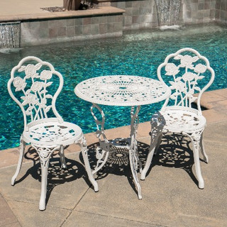 Bistro Table & Chairs 3 piece Set