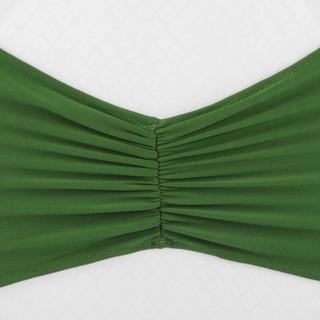 Williow Green Spandex Sash