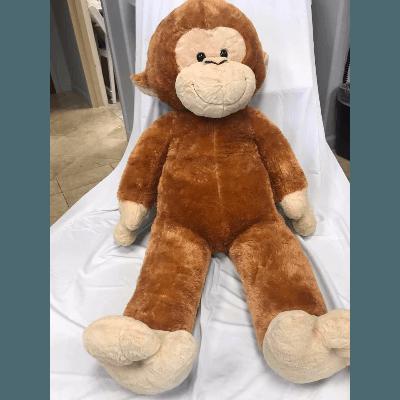 Stuffed Animal Monkey 54 inch