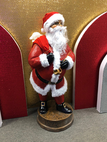 Santa Claus Old Style