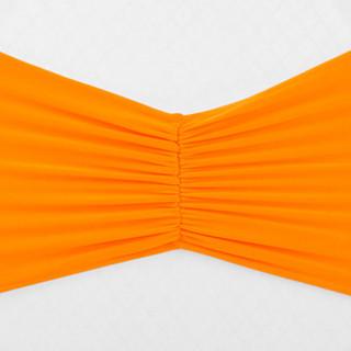 Orange Spandex Sash