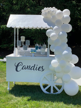 Theme Food Candy Cart
