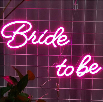 Neon Bride to Be