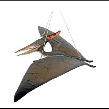 Dinosaur Pteranodon Scaled Statue
