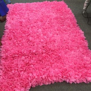 Domincan Rug 5x8 Pink