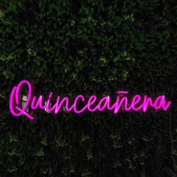 Neon Quinceanera