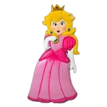 3D Standup Prop Princess Peach