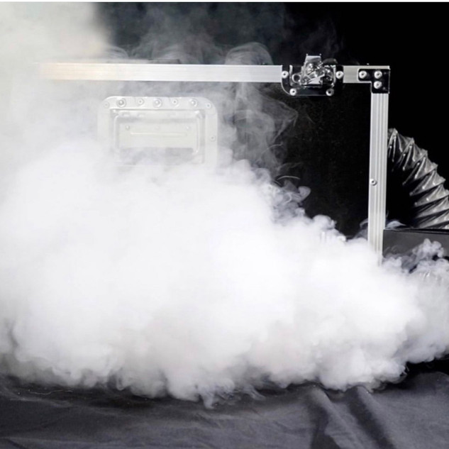 Fog Machine High Power Low Lying
