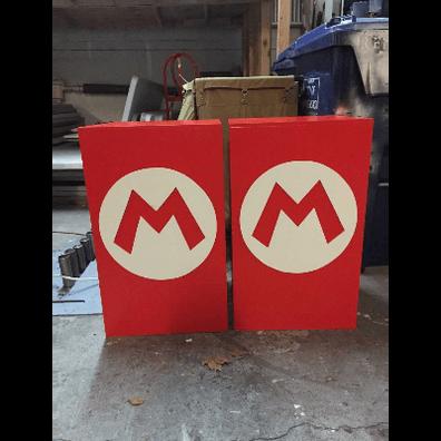 Colummn Mario 18X18X24
