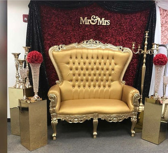 Double Throne Gold Gold