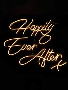 Neon Happily Ever After